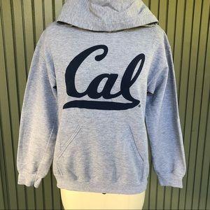 Sweaters - Cal UC berkeley hooded sweatshirt women's M